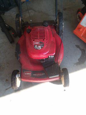 Toro lawn mower for Sale in Auburndale, FL