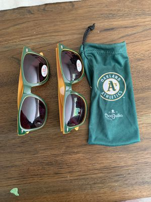 A's sunglasses for Sale in Modesto, CA