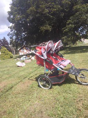 Schwinn double bike stroller for Sale in New Concord, OH