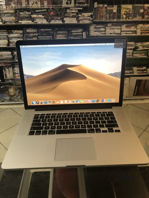 MacBook Pro 1tb 8gb ram i7 late 2013 great condition for Sale in Philadelphia, PA