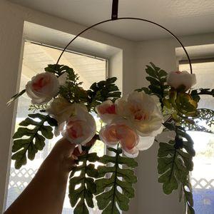 Beautiful gardenia & succulent wreath for Sale in Sacaton, AZ