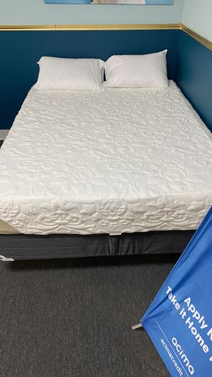 Memory Foam Mattress Medium Firm Comfortable with 2''''Cooling Gel WOU 0 for Sale in Irving, TX