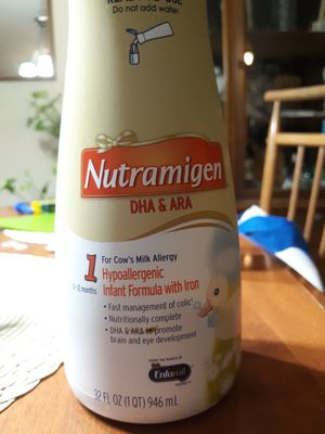 *Free* Nutramigen formula for Sale in Round Lake, IL