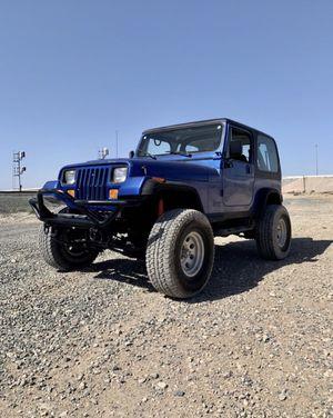 Jeep Wrangler 1990 for Sale in Las Vegas, NV