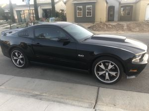 2012 GT 5.0 v8 for Sale in Madera, CA