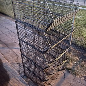 Metal Rack Display for Sale in Chino, CA