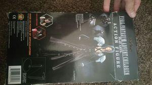 Never Opened Final Fantasy Sephiroth Action Figure for Sale in Salt Lake City, UT