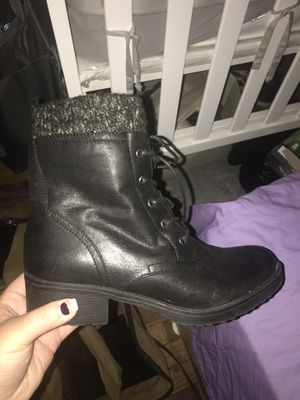 combat boots from macis for Sale in Glenolden, PA