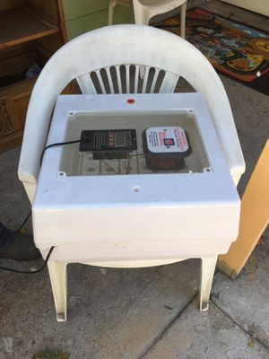 Egg incubator for Sale in Fort Worth, TX