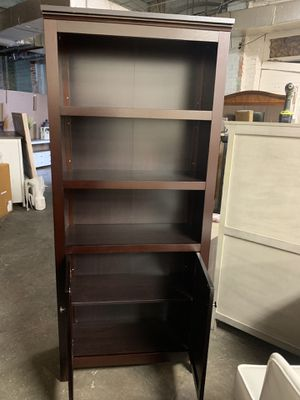 Book Shelve with storage for Sale in Graham, NC