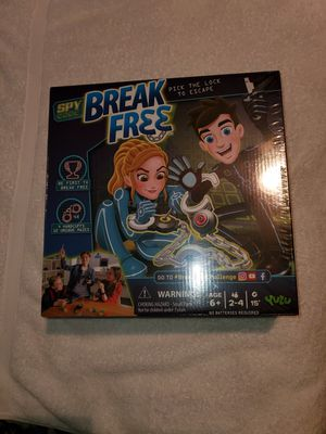 Spy Code Break Free for Sale in Denton, TX