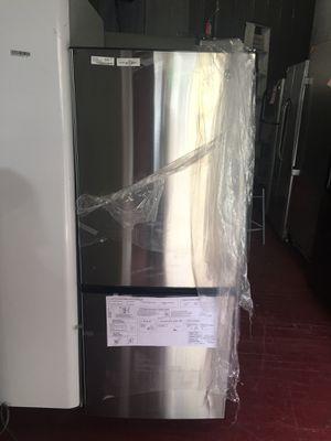 """24"""" open box bottom freezer fridge for Sale in Jersey City, NJ"""