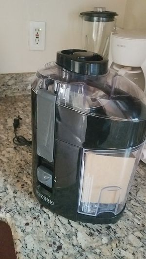 Brand new black and decker juicer for Sale in Manassas, VA