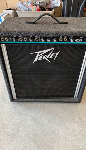 Peavey KB60 Amp for Sale in Highland, CA