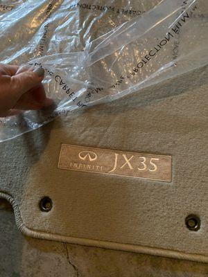 Infiniti JX35 2013 Carpet Mats Tan Beige Full Set for Sale in Puyallup, WA