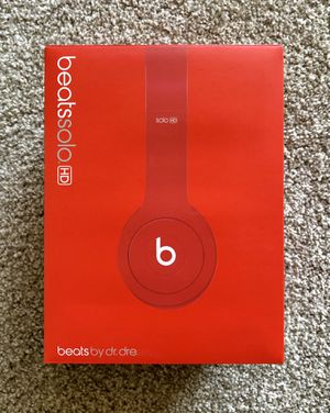 Beats By Dre Solo HD (Wired) for Sale in Riverside, CA