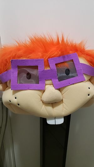 Halloween Rugrats Chucky Mask for Sale in Miami, FL