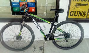TREK- 17.5 Marlin-6 Mountain Bike /Just Fully Serviced - All New Cables & Brake Pads for Sale in Seminole, FL