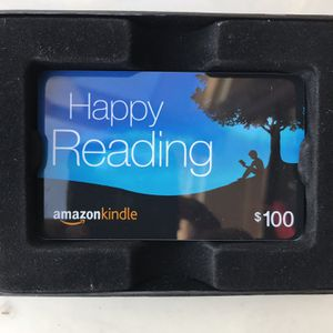 Amazon Kindle Card For Books for Sale in Shelbyville, TN