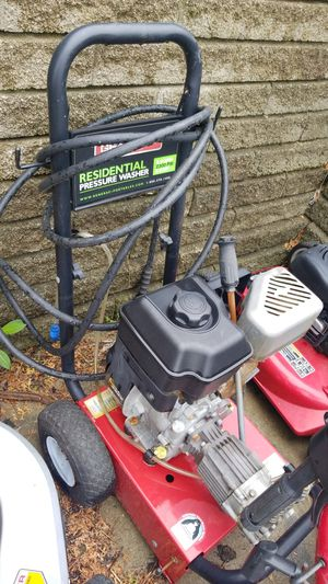 Pressure washer for Sale in Pittsburgh, PA