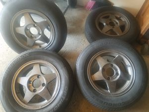 Rims 4 lugs for Sale in Chicago, IL
