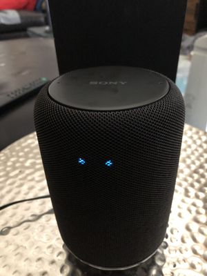 Sony LF-S50G Smart Speaker with Google Assistant for Sale in Houston, TX