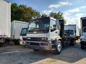 2004 ISUZU FTR ,6 SPEED AIR BRAKE LOW MILES. for Sale in Houston, TX