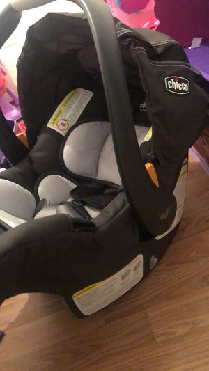 Chicco KeyFit Infant Car seat for Sale in Supply, NC