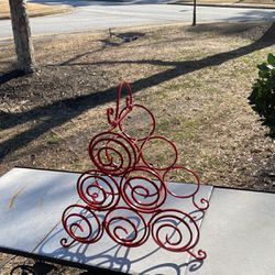 Entryway Table And Wine Rack for Sale in Lawrenceville,  GA