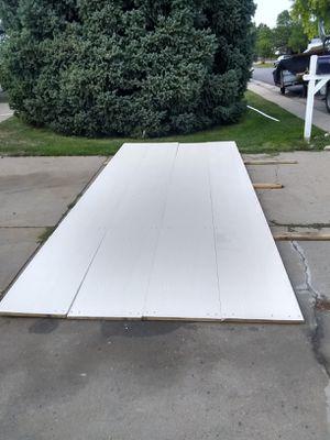16'x7' Flush Panel Garage Door for Sale in Littleton, CO