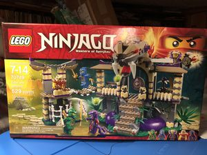 Lego Ninjago/Enter the Serpent for Sale in Grand Island, NY
