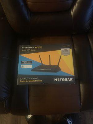 NETGEAR Nighthawk AC1750 Smart Wi-Fi Router for Sale in Duncanville, TX