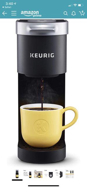Keurig K-Mini Single-Serve K-Cup Pod Coffee Maker for Sale in Las Vegas, NV