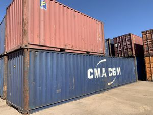Used 40' Shipping Containers for Sale. From 10' to 45' lengths available for Sale in Phoenix, AZ
