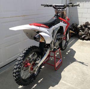 2013 Honda CRF450R for Sale in Anaheim, CA
