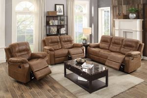 3pc recliner set for Sale in Las Vegas, NV