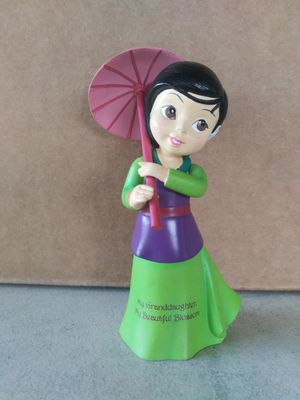 Disney Mulan My Granddaughter My Beautiful blossom for Sale in Fort Meade, FL