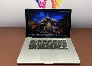 "❤️ 2015 Apple 15"" MacBook Pro 2.8 intel i7 💙16g mem 500 ssd storage ❤️138 st Bronx ny for Sale in The Bronx, NY"