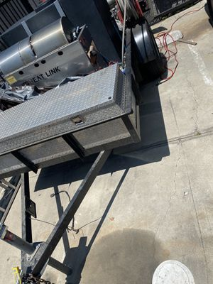 Pressure washer with heater for Sale in Long Beach, CA