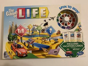 The Game of Life Spin to Win Board Game - 2013 Hasbro Family Kids Game for Sale in Katy, TX