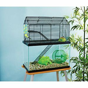 Tank and top cage for Sale in Pawtucket, RI