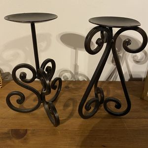 Metal Candle Holders for Sale in Bakersfield, CA