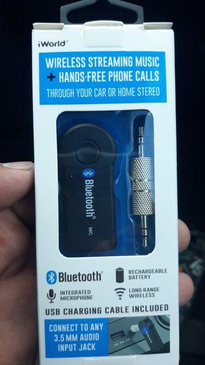 Bluetooth audio car kit for Sale in San Jose, CA