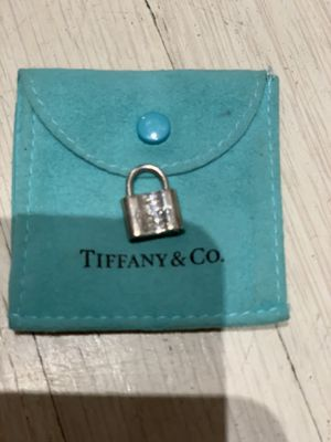 Tiffany & Co lock necklace for Sale in Los Angeles, CA