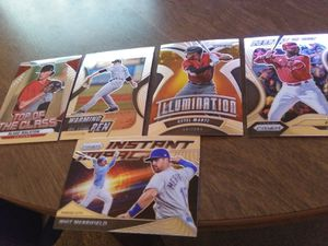 Panini Prizm Baseball 5 Card lot for Sale in Okatie, SC