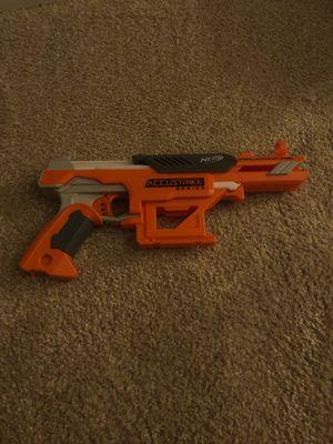 Nerf Accustrike Falconfire for Sale in Chantilly, VA