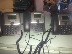 Cisco Business Phones for Sale in Durham, NC