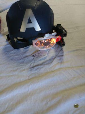 Captain america mask for Sale in Dansville, MI