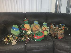 Ninja turtles for Sale in Haines City, FL