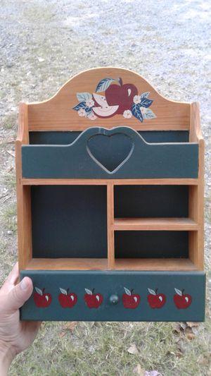 Small Wooden Apple Shelf for Sale in Tulsa, OK